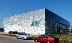Sporthal de Triangel, Nijmegen