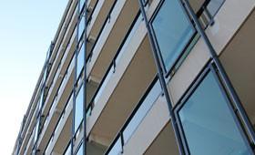 Balustrade flats, Veenendaal