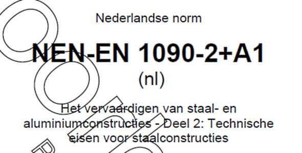 Tilcoating behaalt NEN-EN 1090 certificering